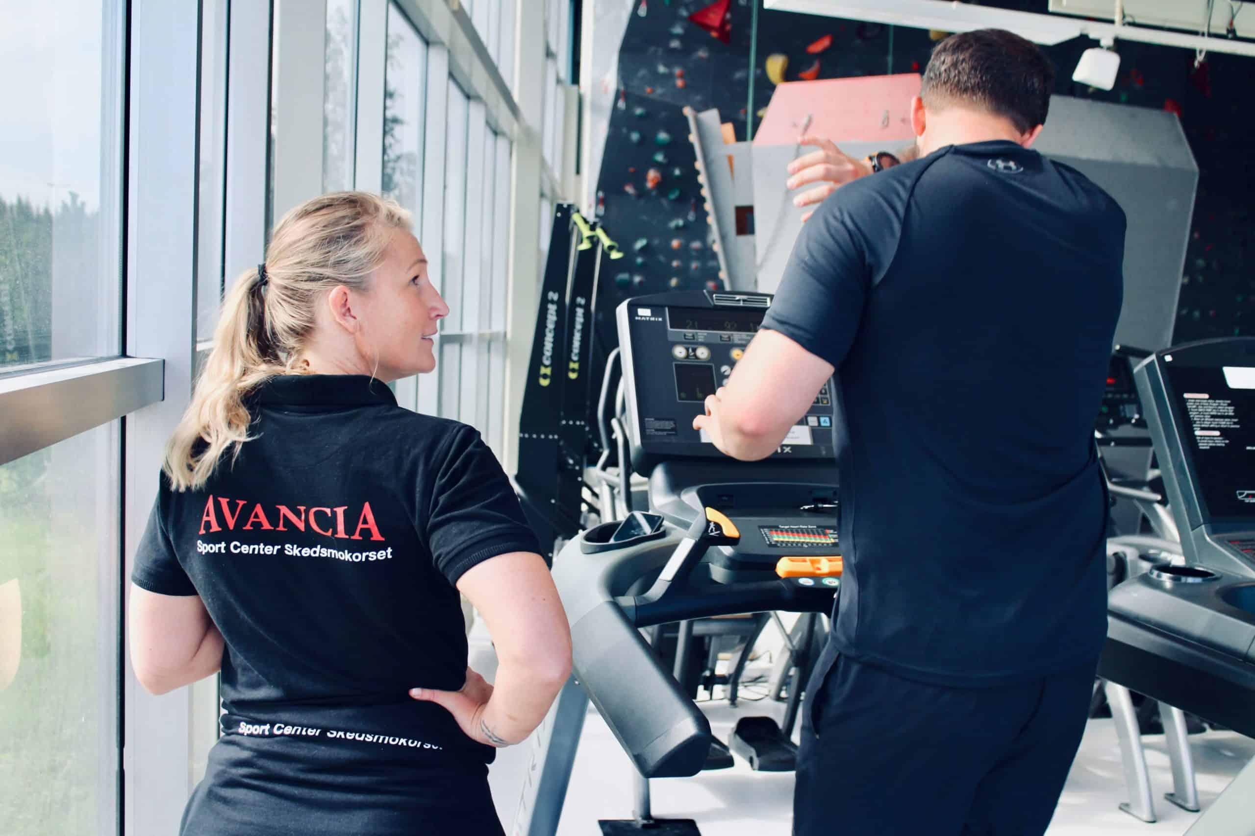 Personlig trening Avancia Skedsmokorset